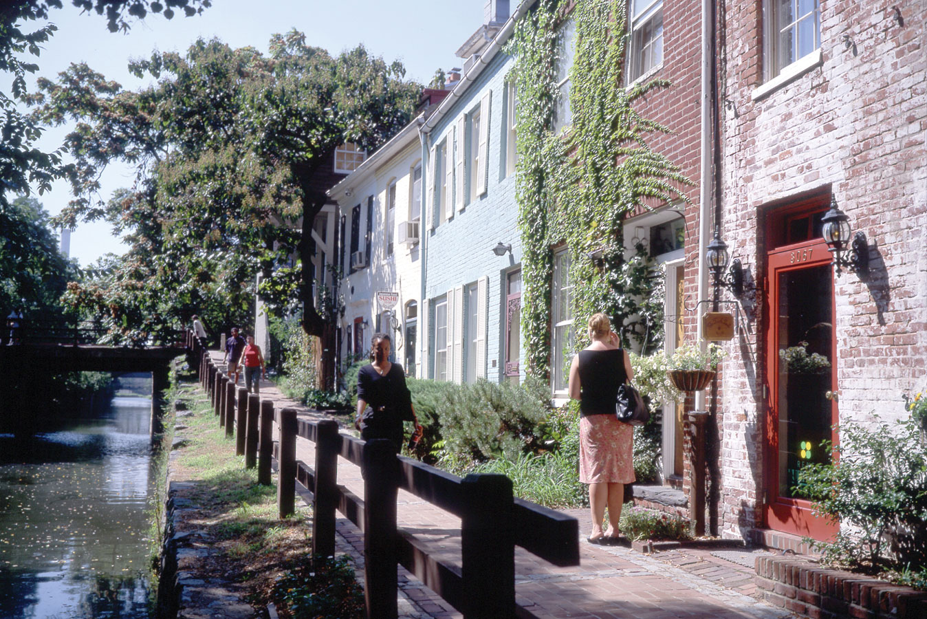 Georgetown travels with tish girlfriends 39 getaway guide for Georgetown home