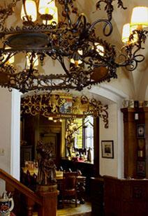 Mader's Foyer